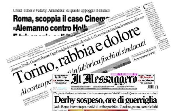 La comunicazione di crisi – Notizia o Narrazione