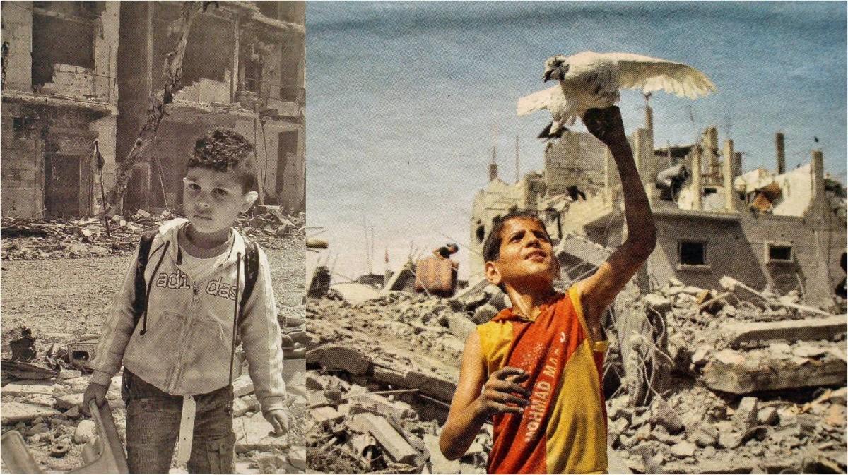 Storytelling attraverso le immagini – Le narrazioni parallele dei giornali libanesi