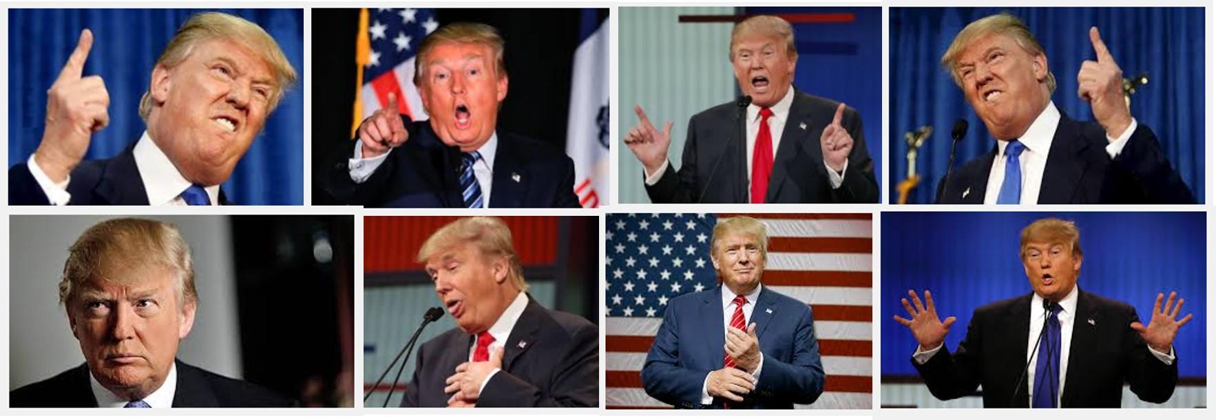 striscia Trump