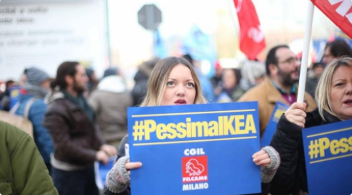 Ikea: come distruggere la web-reputation – da lovemark a #pessimaIkea nel giro di pochi giorni